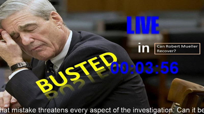 SPECIAL PROGRAM Trump-Russia Investigation in Jeopardy