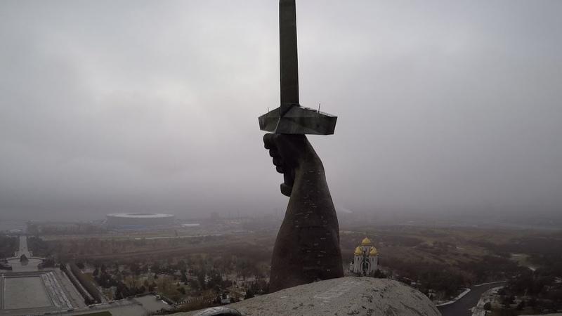 Выше только небо: внутренний мир «Родины - Матери» в Волгограде преображается
