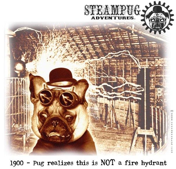 Steampug Adventures by Doctor Grymm (Фото 3)