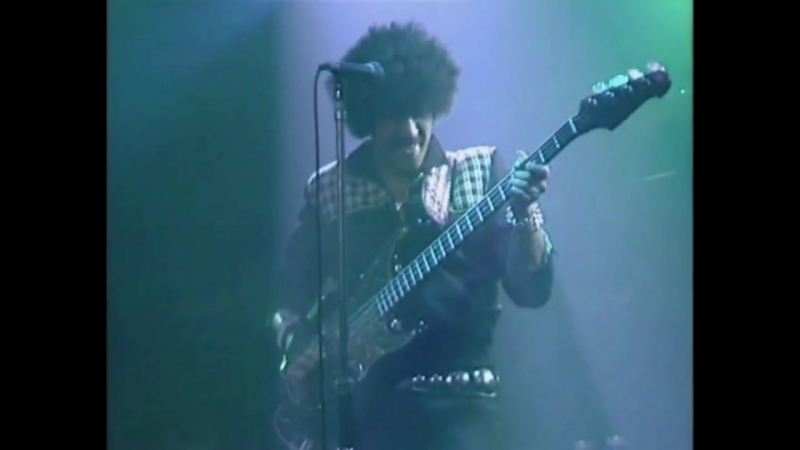 Thin Lizzy - The Boys Are Back In Town -- Best Live Version