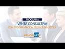 Programa de VENTA consultiva con PNL - MejorARTe Internacional - Escuela Profesional de Coaching
