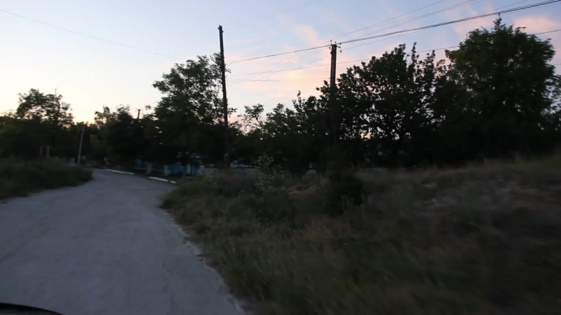 Мичуринское.Крым. Кусочек Малой Родины для земляка Володи
