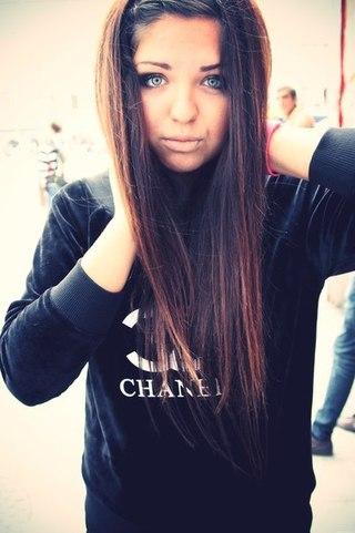 красивые девушки фото на аву вк