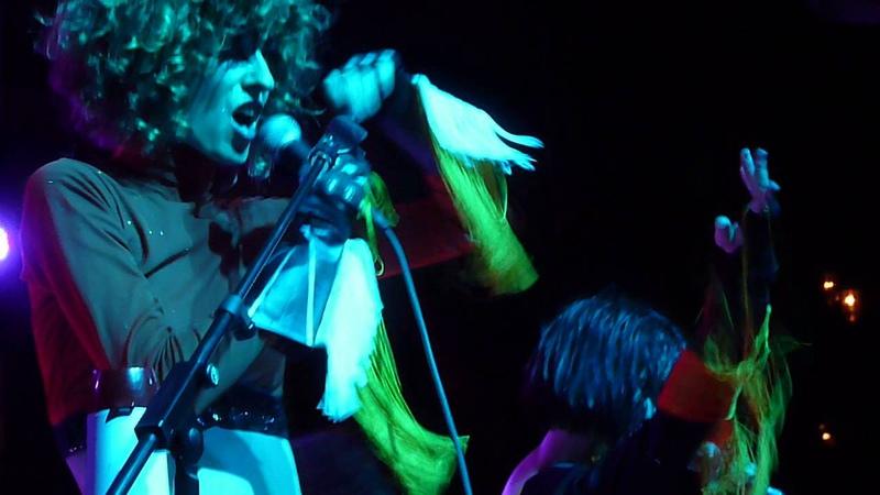 09.08.2012 - Natural Disaster (Live @ Brooklyn Bowl)