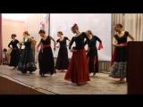 Испанский танец. Боди балет 28.04.2018