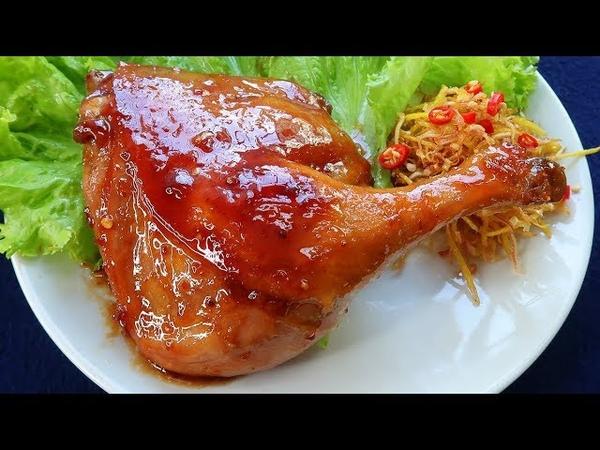 Món Ăn Ngon - THỊT RAM SẢ GỪNG đậm đà thơm ngon hấp dẫn