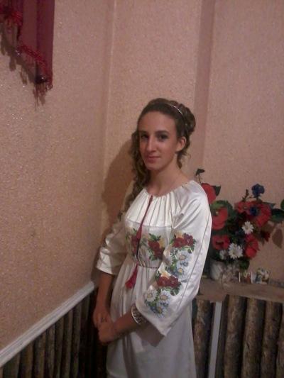 Христина Крохмаль, 18 июля 1997, Львов, id169834228