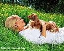 Собаки тонко чувствуют настроение хозяев…