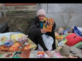 Как живёт бездомная омичка, главная ценность для которой - книги