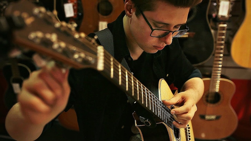 We Will Rock You (Alexandr Misko) (Fingerstyle Guitar)