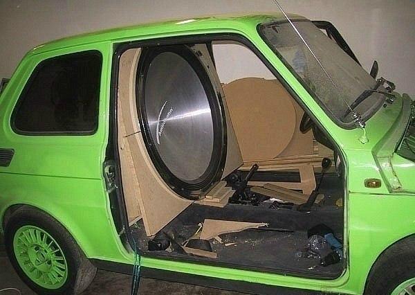 Установить музыку в машину своими руками