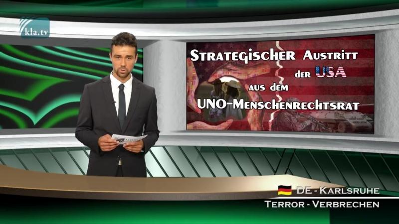 Strategischer Austritt der USA aus dem UNO-Menschenrechtsrat