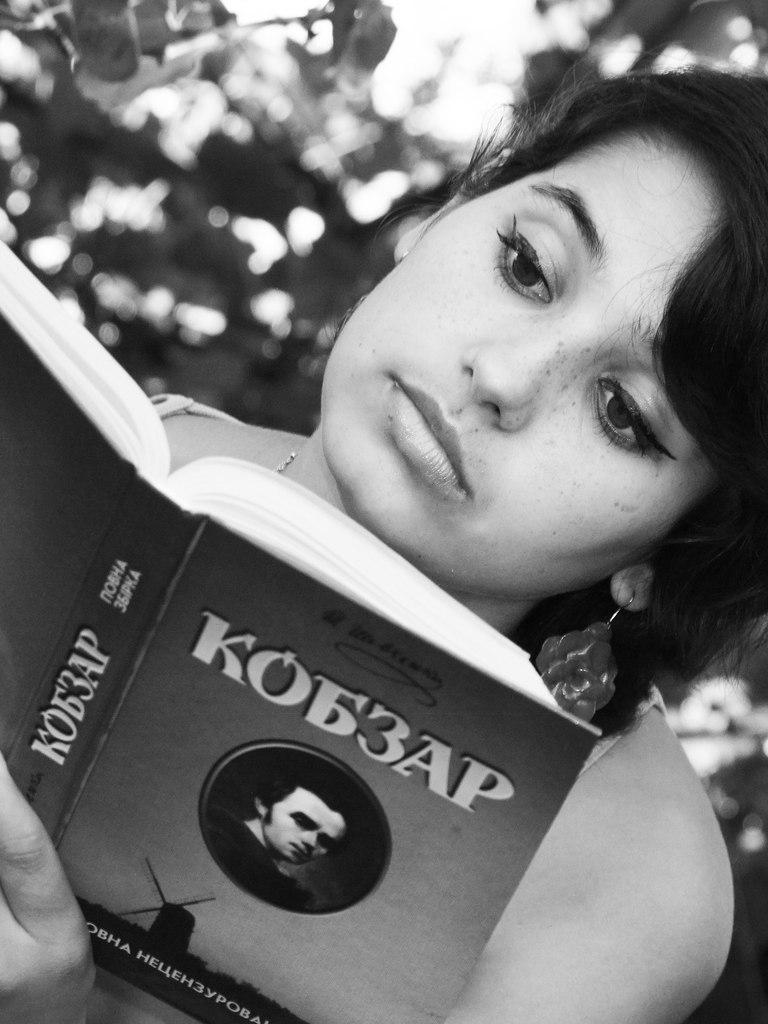 Красиві українські дівчата. На фото  Роза Туманова