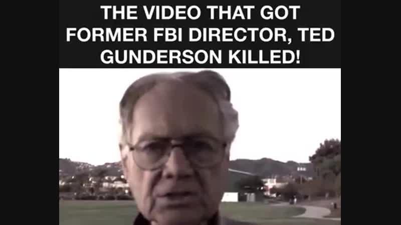 Das Video, das Ted Gunderson sein Leben gekostet hat