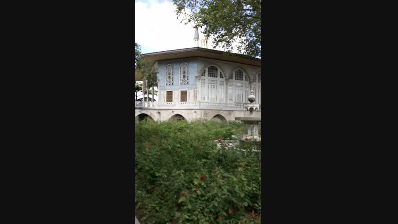 Дворец Султан Сулеймана🤴🏻🤩👍Великолепный век