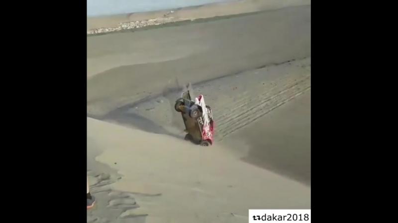 Ралли Дакар 2018