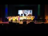 Отчётный концерт татарской школы