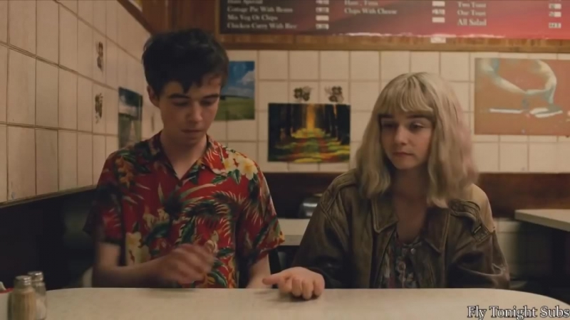 I'm Sorry Brenda Lee Español James Alyssa Soundtrack from The end of the f***ing world