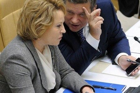 Сенатор от Ростовской области попал в черный список Евросоюза