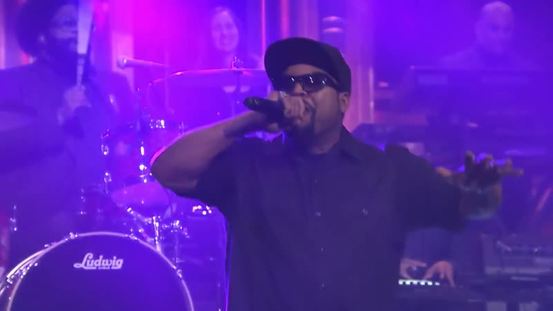 Ice Cube - That New Funkadelic Perfoms The Tonight Show Jimmy Fallon