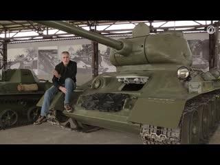 Танк Т-34-85. Заглянем в настоящий танк! Часть 2. В командирской рубке World of Tanks