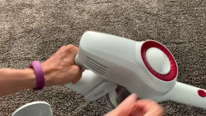 Xiaomi jimmy jv51 обзор Беспроводной пылесос для уборки большого дома