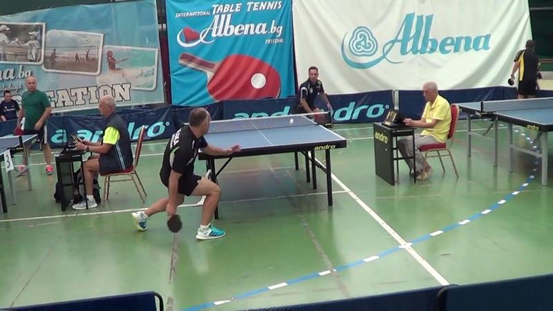 Сборная тренеров Украины на 2 месте в Албене