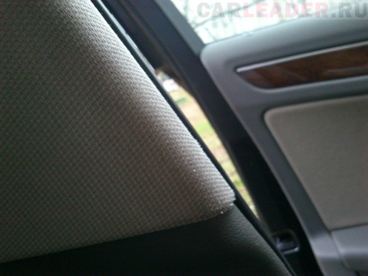 Стойка ремня безопасности Audi A4.