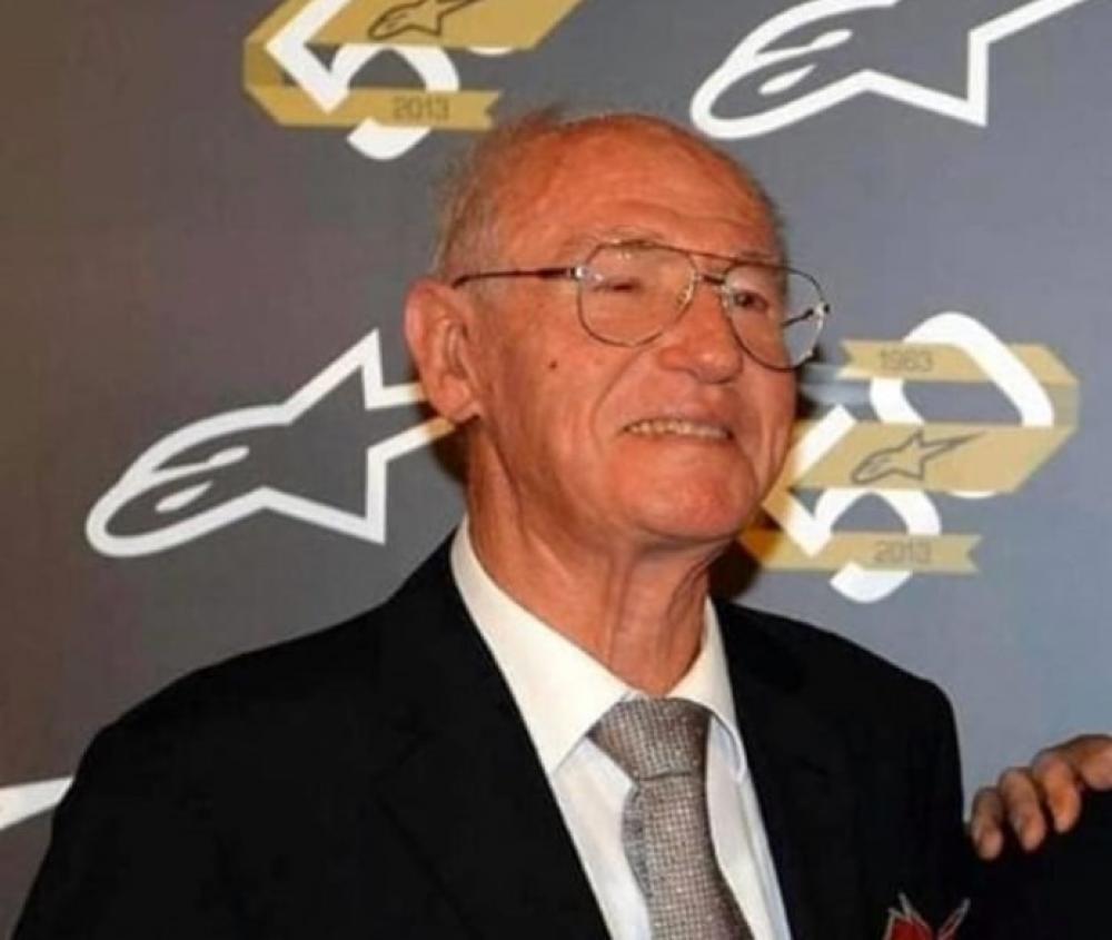 Основатель Alpinestars Санте Маццароло умер в возрасте 91 года