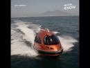 Spaceship-like Jet Capsule lets you explore the ocean