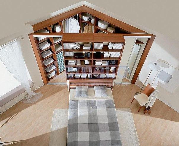 Эргономика гардеробной комнаты или как выжать максимум из нескольких квадратных метров