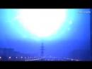🌩 Молния ударила в самое высокое здание Европы башню Лахта центра в Питере
