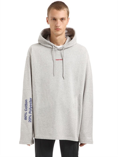 Худи vetements