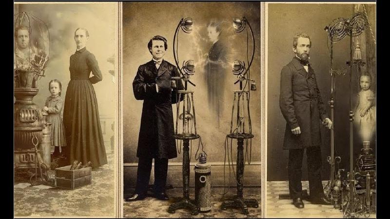 Проектор или голографический телевизор 19 века? Утерянные технологии прошлого.