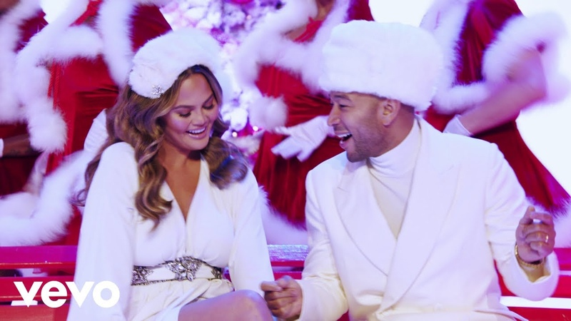 John Legend Bring Me Love Live from A Legendary Christmas with John and Chrissy