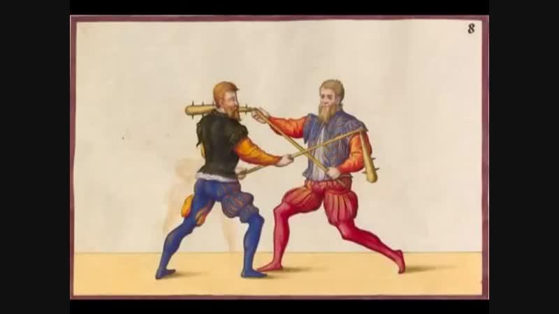 Historical European Martial Arts.Peasant Flail.
