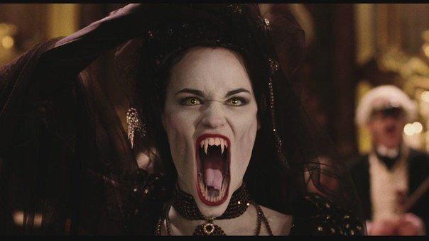 Отличная подборка фильмов о вампирах.