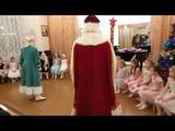 Дед Мороз и Снегурочка (музыкальная школа)