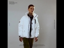 INFLATION Men Fashion 70% White Duck Down Jacket Winter Casual Down Coats High Street Trendy Fashion Warm Jackets For Men 8983W