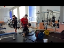 Дмитрий и Игорь, парная тяга 390 и 410 кг 24.03.2018 г. (ФК Нега )