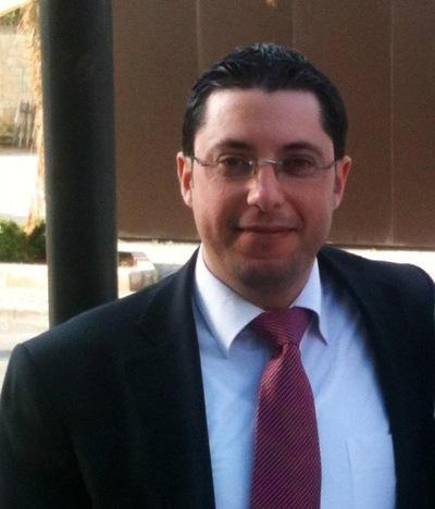 Wissam Kassem, 16 августа 1979, Орск, id191726130