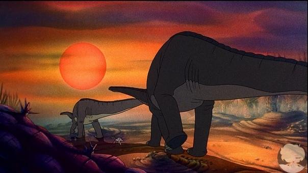 «Земля до начала времён»  американо-ирландский приключенческий мультипликационный фильм режиссёра Дона Блута, выпущенный в США 18 ноября 1988 года компанией «Universal Pictures». Пятнадцатая картина (вторая анимационная), выпущенная «Lucasfilm». Исполните
