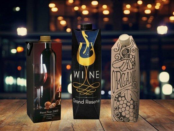 Чем отличаются вина в бутылках от вин в тетрапаках? Они лучше?