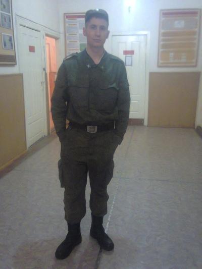 Сергей Родайкин, 14 июня 1992, Москва, id48567168