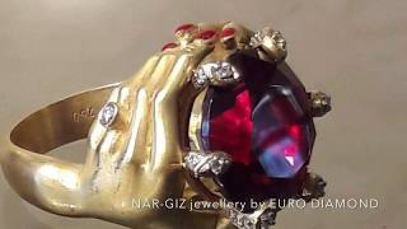 NAR-GIZ jewellery by EURO DIAMOND