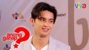 James Reid finds it funny and weird working with Sarah G on Miss Granny