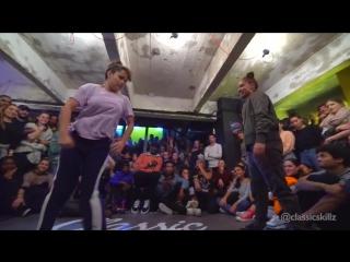 Cintia Bandidas vs Ruth Prim Bwmns