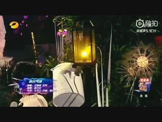 shen yue and dylan wang, mangotv 311218