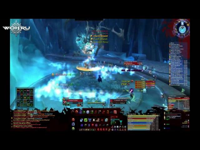 Видеоруководство по World of Warcraft на лорда Ребрада 25об