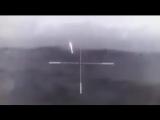 Снайпер ЗСУ по ворожому кулеметников травень 2018